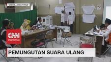 VIDEO: Ada Pemilih Gelap, KPUD Gresik Adakan Pemilihan Ulang