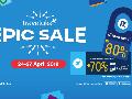 Diskon Hotel hingga 80% Pakai Promo Traveloka Epic Sale