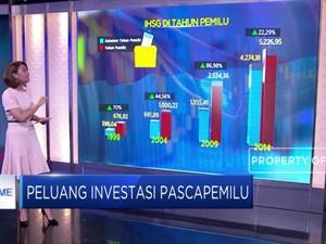 Peluang Investasi Pasca Pemilu