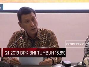 BNI Targetkan Marjin Stabil di 5,2-5,3%