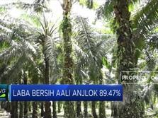 Laba Bersih AALI Q1-2019 Anjlok 89.47%