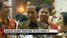 VIDEO: Jokowi Soal Kasus Suap Proyek PLTU Riau 1