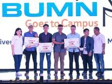 Dihadiri 1.000 Mahasiswa, PGN Gelar BUMN Goes To Campus