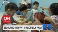 VIDEO: Segudang Manfaat Musik Untuk Anak