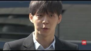 VIDEO: Park Yoochun 'JYJ' Positif Narkoba