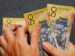 Naik 3 Hari Beruntun, Dolar Australia Turun Juga ke Rp 10.470