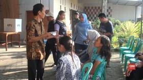 VIDEO: TPS di Mojokerto Lakukan Pemilihan Suara Ulang