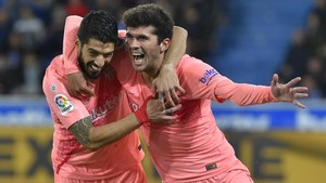 Hasil Liga Spanyol: Barcelona Selangkah Lagi Juara