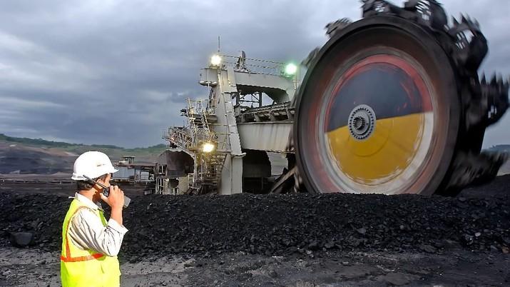 Harga batu bara kontrak berjangka ICE Newcastle terapresiasi 1,25% ke level US$ 68,7/ton.