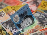 China-AS Makin Hot! Dolar Australia Masih Lemah