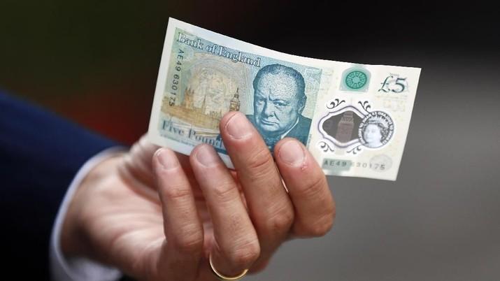BoE Tunda Stimulus Hadapi COVID-19, Poundsterling Menguat