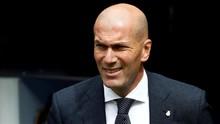 Zidane: Madrid Sudah 33 Gelar Liga Spanyol, Barcelona Berapa?
