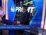 Indonesia Raih 10.000 Kuota Haji Tambahan