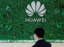 Diblokir Trump, Huawei Kehilangan Pendapatan Rp 426 T