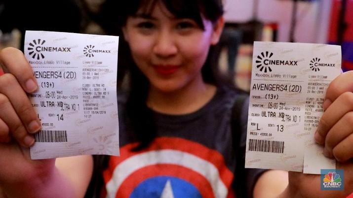 Penggemar baret Marvel di Amerika tercatat sudah menonton Avengers: Endgame sebanyak 110 kali.