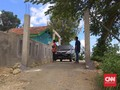 Pendukung Jokowi Blokade Jalan Usai Prabowo Menang di TPS