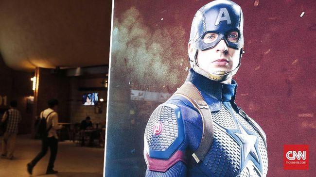 Debut 'Avengers: Endgame' Indonesia Kalah dari Filipina