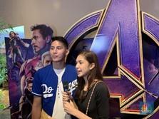 Begini Reaksi Para Artis Usai Menonton Avengers: Endgame