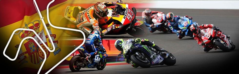 MotoGP Spanyol Pembuka Eropa