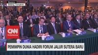 VIDEO: Pimpinan Negara Hadiri Forum Jalur Sutera Baru Cina
