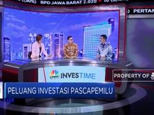 Membaca Peluang Investasi Pascapemilu