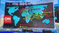 VIDEO: Mengenal Peta jalur Sutera Baru Cina & Manfaatnya