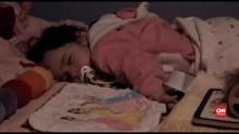 VIDEO: Pedoman WHO soal Jam Tidur Balita