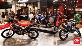 Honda Jual Ribuan Motor Selama IIMS 2019