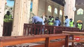 VIDEO: Pemerintah Sri Lanka Akui Gagal Cegah Serangan Bom