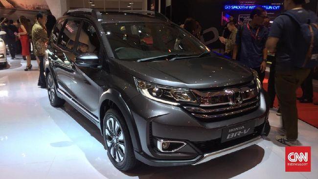 Honda BR-V Baru Meluncur, Harga Naik Rp5,5 Juta