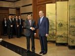 Bertemu Wapres China, JK Bahas Defisit Dagang & Investasi