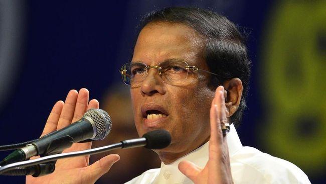 Sri Lanka Larang Pemakaian Cadar Pasca Bom Paskah