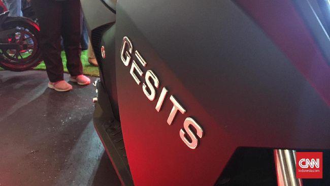 Honda Punya Asa pada Motor Listrik Gesits