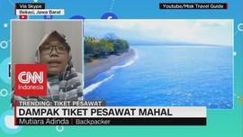 VIDEO: Backpacker: Tiket LN Lebih Murah, Sangat Disayangkan