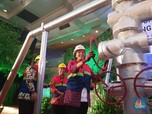 Proyek Pembangkit Listrik dan Pesan Tegas Sri Mulyani