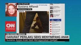 VIDEO: Anak Saksikan Video Porno, KPAI: Pengawasan Ortu Lemah