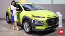 1 Hari Pasca Peluncuran, Hyundai Sebut 25 Kona Sudah Dipesan