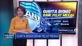 Gurita Bisnis Bank Pelat Merah