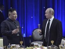 Putin Sebut Kim Mau Lakukan Denuklirisasi, Asal...
