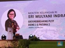 Bangun PLTP Rp 4,2 T, Sri Mulyani Ingatkan Jangan Ada Korupsi