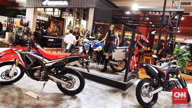 Tren Jualan Motor Honda di Jakarta, Landai Setiap Ramadan