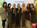 Kehadiran Melody Eks-JKT48 dalam Koleksi Anyar Suqma