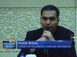 Kabar Ditunjuk Jadi Dirut Garuda, Apa Kata Fuad Rizal?