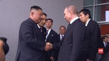 VIDEO: Putin Dukung Korut Dialog dengan AS soal Denuklirisasi