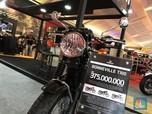 Dijual Nih Motor Setengah Miliar 'Triumph', Siapa Mau?
