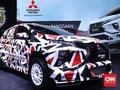 Xpander AP4, Cikal Bakal Mobil Reli Mesin Turbo dan 4X4