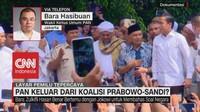 VIDEO: Wakil Ketua Umum PAN: Klaim Menang Prabowo Tidak Valid