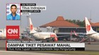 VIDEO: Tiket Pesawat Masih Mahal, Titus: Wisatawan Jadi Sepi