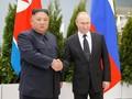 Kim Jong-un dan Putin Mulai Pertemuan Tertutup di Vladivostok