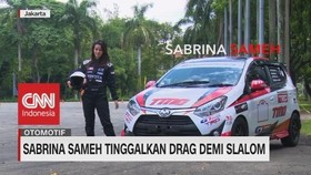 VIDEO: Sabrina Sameh Tinggalkan Drag Demi Slalom